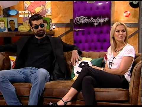 """Sofia Carvalho entrevista """"George Miguel"""" / Inês Lopes Gonçalves / 5 Para a Meia Noite"""