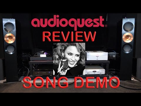 Audioquest Niagara 7000 Review + YBA Passion Song Demo Kylie Abbey Road HiFi Power Cable
