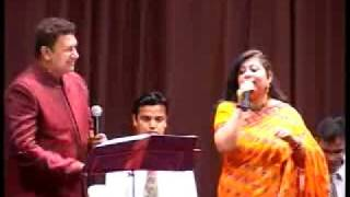 bekhudi mein sanam sung by Shrikanth Narayan at Sangeet Smriti program.flv