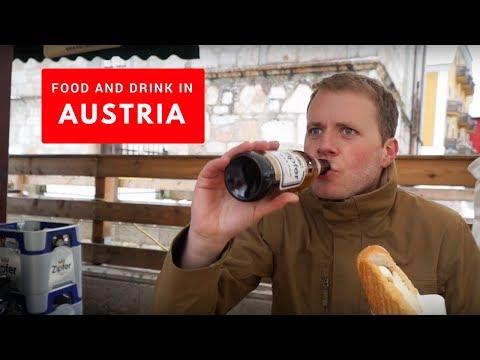 Food & Drink in Austria!