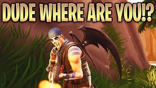 Trolling while INVISIBLE on Fortnite!! (Hilarious Reactions!)