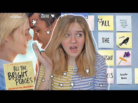 THIS IS NOT A ROMANCE!! // all the bright places adaptation review