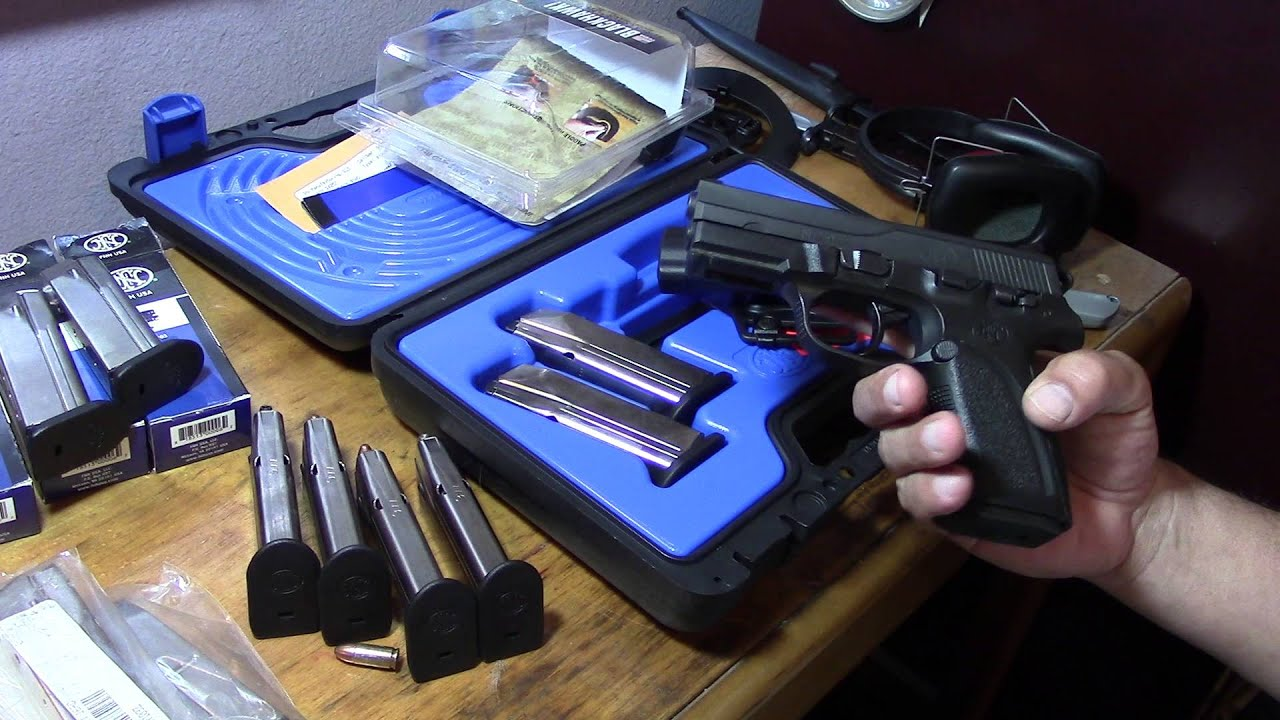 FNP-9 Blackhawk Serpa holster