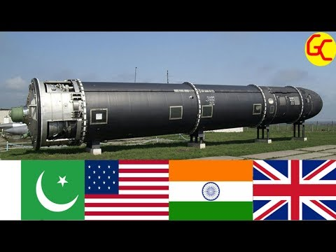 TOP 10 || NUCLEAR POWER COUNTRIES IN THE WORLD || 2017 HD