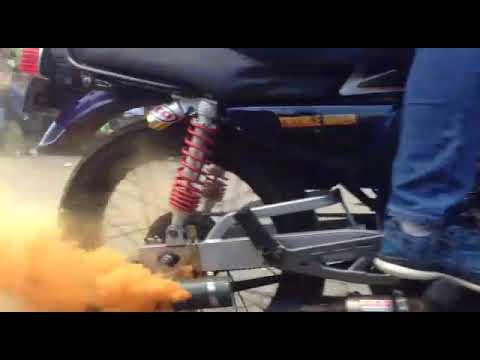 Bom asap di Jamda YRKI #1 Jateng DIY. Borobudur membara