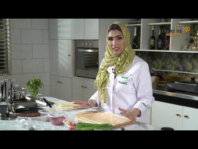 Saudi Chef - شوربة العدس - مطبق - عصير أناناس