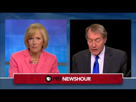Charlie Rose: 'Calm' Assad Denied Having Chemical Weapons