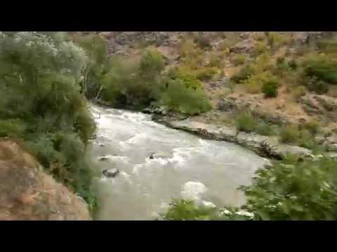 Vardar canoe - Taorská klisura