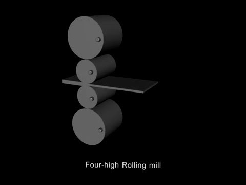 4 High Rolling Mill