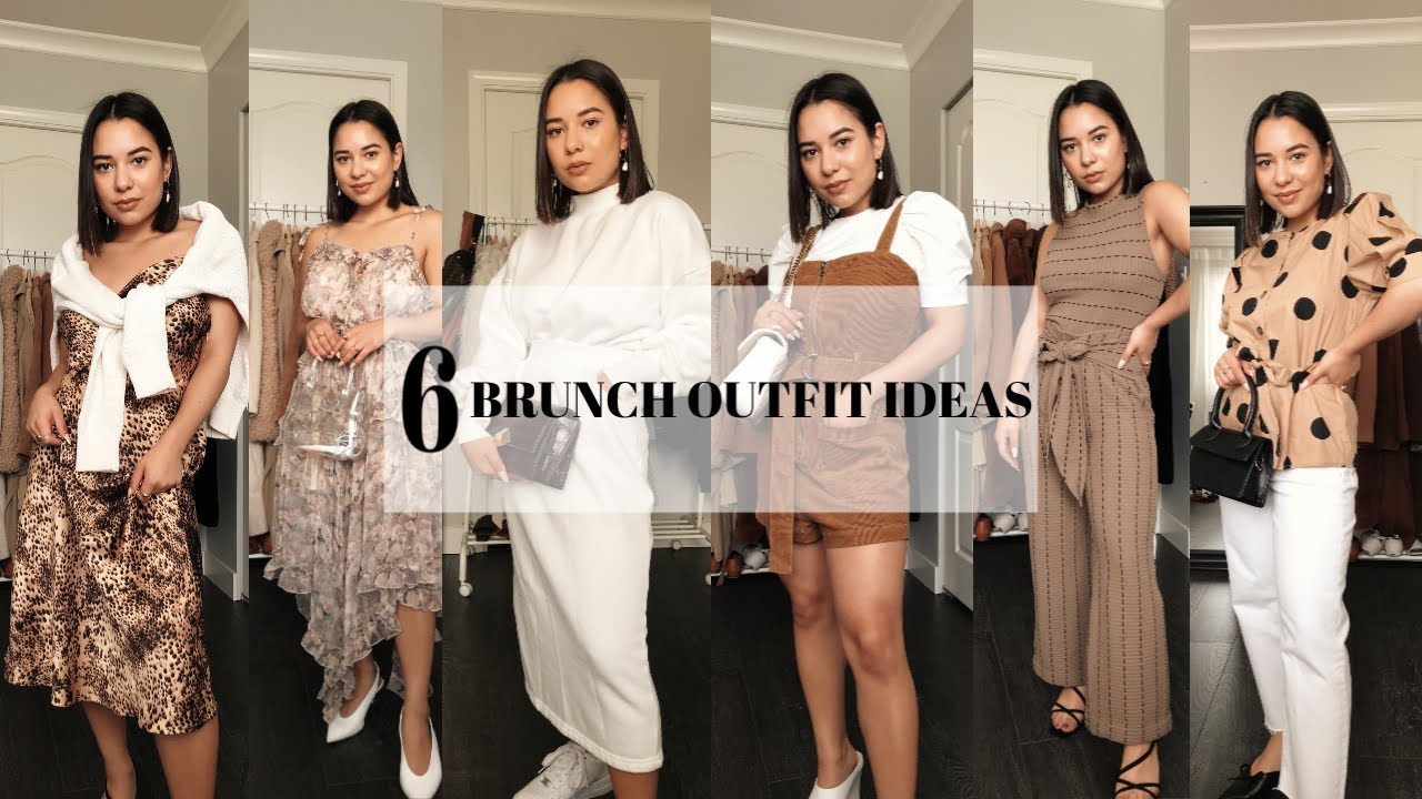 BRUNCH OUTFIT IDEAS   Spring Outfits 2019