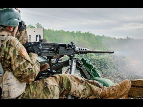 MA DEUCES All Day Long! *M2 .50 CAL MACHINE GUN*
