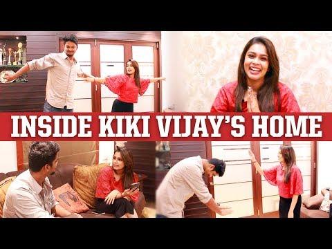 VJ Keerthi opens her home and heart | Ki Ki Vijay | Exclusive Interview thumbnail