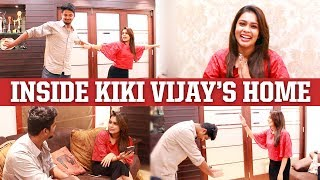 VJ Keerthi opens her home and heart | Ki Ki Vijay | Exclusive Interview