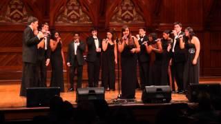 Chasing the Sun (Sara Bareilles) - Veritones A Cappella Cover