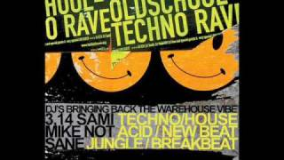 Old School Techno mix 2009