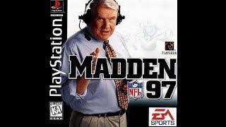Madden NFL 97 (PlayStation)