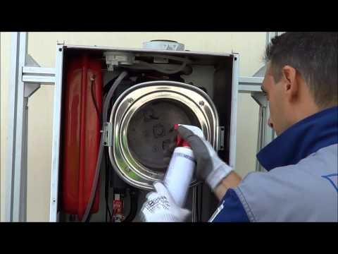 Reparar caldera de gas revision y limpieza caldera cha for Revision caldera roca