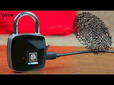 Fingerprint Lock katanac sa citacem otiska prsta