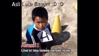 Gambar cover Video Viral Terbaru !! Lomba Lari Paling Lucu - Asli Bikin Ngakak Sampek Mules