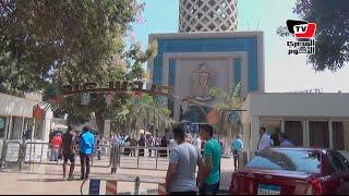 إقبال الزوار على «برج القاهرة» في ثالث أيام العيد