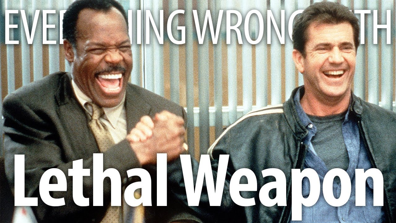 Everything Wrong With Lethal Weapon In 15 Minutes Or Less