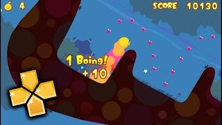 LocoRoco Midnight Carnival PPSSPP Gameplay Full HD / 60FPS