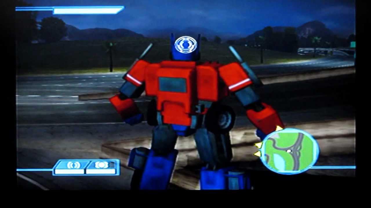 Optimus Prime Games