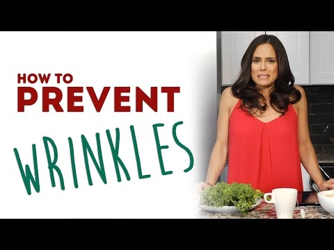 How to  Naturally Prevent and Reduce Wrinkles with Food and Diet | Keri Glassman