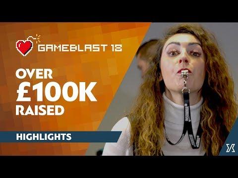 GameBlast 2018 - highlights