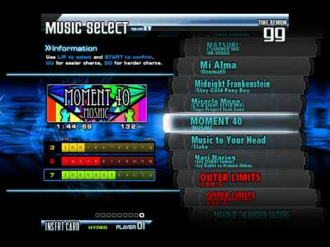 Dance Dance Revolution Ultramix 3 - Song List (w/Song Packs)