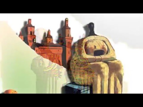 FoFil & Art 7-ArTrips:Giorgio De Chirico-Disquieting muses