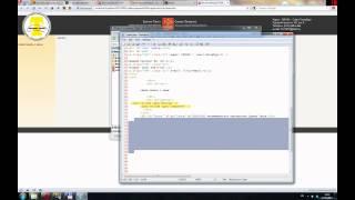 установка joomla 2.5, и установка своего шаблона