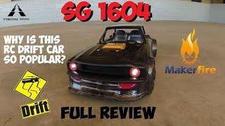 SG 1604 Drift Car - Why Is This RC DRIFT CAR SO POPULAR? FULL REVIEW