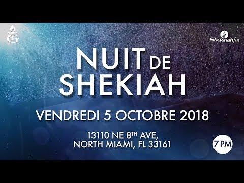 Pasteur Gregory Toussaint | Nuit de Shekinah l Tabernacle de Gloire