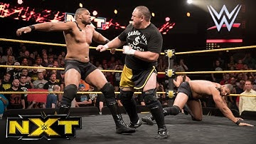 Samoa Joe begins his demolition of the NXT roster: WWE NXT, Sept. 28, 2016