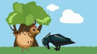 Позновательный мультик про Варону и Курицу