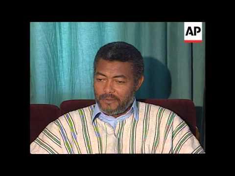 Ghana - Kofi Annan returns to Accra
