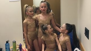 Weekend at Celebrity Dance Competition w/ Elliana Walmsley