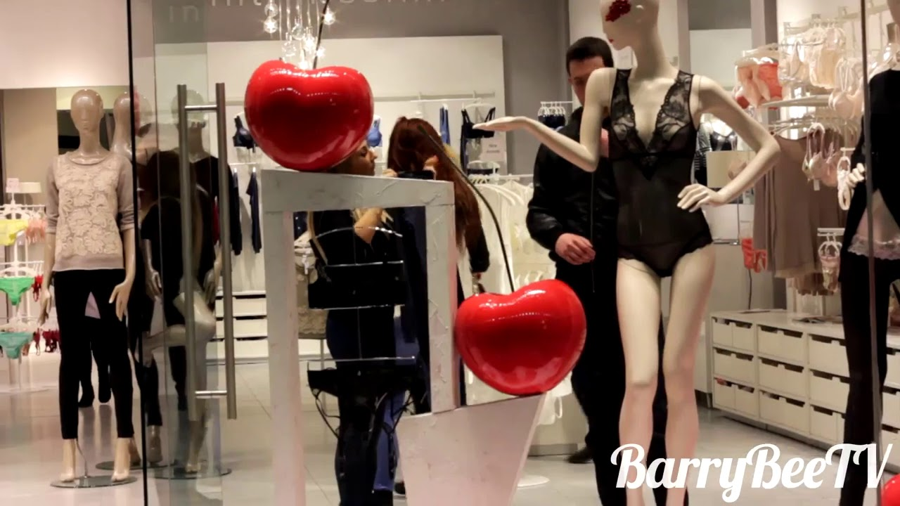 Download BarryBeePranks! Almost Kissing Girls Prank   Extremely Awkward