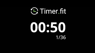 50 Second Interval Timer