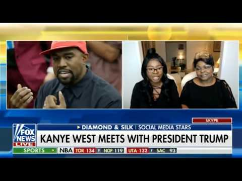 Diamond and Silk have a lot to say about Kanye West