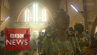 Catholic Africa - in 60 seconds - BBC News