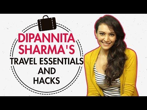 Dipannita Sharma's Travel Essentials & Hacks   S01E02   Fashion   Lifestyle   Pinkvilla