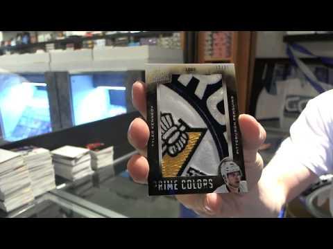 13-14 Panini Prime Hockey 8 Box Case Break - C&C #3546