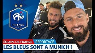 Equipe de France : Les Bleus sont à Munich I FFF 2018