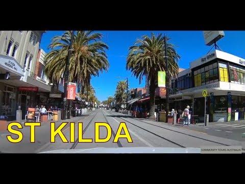 ST KILDA AND PORT MELBOURNE TOUR AUSTRALIA