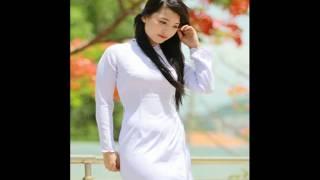 Tà Áo Trắng (Anh Hoa) Hoàng Oanh (Dĩa Hát Việt Nam M 3509-10 - Pre 1975)