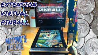 XTENSION Virtual Pinball Machine
