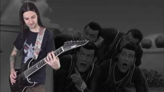Repeat youtube video We are Number One but it's Metal
