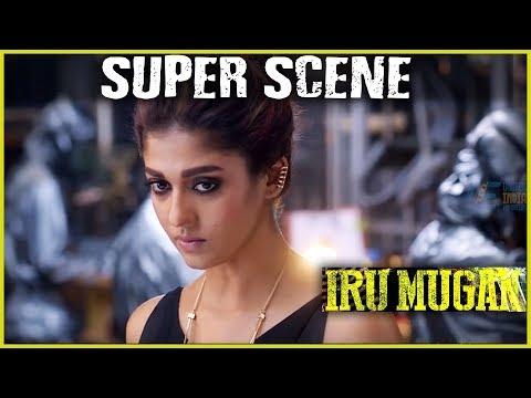 Irumugan - Tamil Movie | Mass Scene | Vikram, Nayantara | Harris Jayaraj